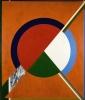 Budd Hopkins, Aquarius III ,1971 Oil on canvas 80 x 68 inches, courtesy:Levis Fi