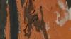 Clyfford Still painting close-up