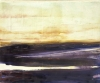 David Von Schlegell, Horizontal Blue, 1961, oil on canvas 40 x 48 in. Smithsonia