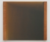 David von Schlegell, Grey Over Yellow, 1992, Oil, Polyur on Aluminum with Wood,