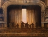 Vincent Desiderio, Theater, 2017, oil on canvas, 67 x 84 inches (© Vincent Desiderio, courtesy Marlborough Gallery, New York)