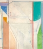 Richard Diebenkorn Ocean Park #43, 1971 (Collection of Gretchen and John Berggru