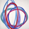 Joanne Freeman, White (c), 2012, oil on canvas, 18 x 18 inches (courtesy of the