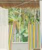 Maud Gatewood, Jungle Camp, 2000, acrylic on canvas, 72 x 60 inches (North Carol