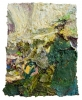 Barry Gealt, Waterfall II, oil on panel, 12 x 9.75 inches (courtesy of the arti