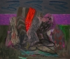 Alfredo Gisholt, Untitled, oil on canvas, 14 x 16 inches, 2014 (courtesy of the