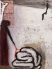 Brenda Goodman, Magic, 2014, oil on paper, 8 x 6 inches (courtesy of the artist