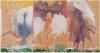 Helen Frankenthaler, Book of Clouds, 2007, Aquatint, etching, woodcut, pochoir w