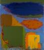 John Hoyland, Longspeak 18.4.79 (© The John Hoyland Estate)