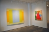 Installation view: (Matthew Neil Gehring, Brooke Moyse) Eight Painters at Kathry