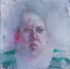 Melanie Johnson, Untitled, oil and acrylic on linen, 12 x 12 inches (courtesy of