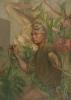 Ben Kamihira, Fantasy II, 1976–85, oil on canvas, 50 × 36 inches (Pennsylvania A