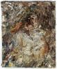 Eugène Leroy, Nouvelle peinture, 1999, oil on canvas 32 x 25 1/2 inches (courtes