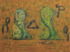 Craig Manister, Beachcombing, 1993, oil on linen, 24 x 32 inches (courtesy of th