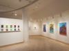 Installation View, Trent Miller: Spindrift and Tether at James Watrous Gallery,