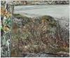 Nick Miller, Studio Yard, 2012, oil on linen, 51 x 61 cms (courtesy of the artis
