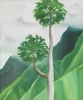 Georgia O'Keeffe, Papaw Tree, 'Iao Valley, Maui, 1939, oil on canvas (Honolulu Academy Of Arts)