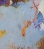 Pat Passlof, Stove, 1959, oil on linen, 77 x 69 inches (courtesy of Elizabeth Ha
