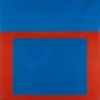 Perle Fine, Cool Series, No. 7, Square Shooter, ca. 1961-1963 Oil on canvas, 39-