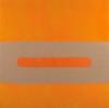 Perle Fine, Cool Series, (Tan over Orange), ca. 1961-1963  Oil on canvas, 50 x 5