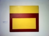 Perle Fine, Cool Series, No. 35, Shape-Up, ca. 1961-1963 Oil on canvas, 70 x 80