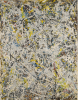 Jackson Pollock, Number 9, 1949 (Gift of Tony Smith / The Wadsworth Athenaeum)