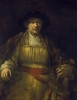 Rembrandt, Self Portrati at the Frick Collection