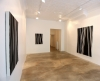 Installation View, David Rhodes: Schwarzwälde at Hionas Gallery, New York (court