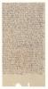 Robert Walser Microscript 337