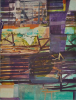 Russell Roberts, Pockets of Accumulation #29, 66 x 50 inches, oil on canvas, 201