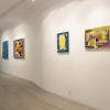 Installation view: Real States at Steven Harvey Fine Art Projects, New York