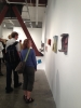 Installation View: The Edge and a Little Beyond at SOIL Gallery, Seattle (photo: