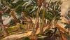 Chaim Soutine, Landscape With Figure, ca. 1919 (Private collection)