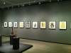 Installation View, Clyfford Still, works on paper from 1943, © Clyfford Still Mu