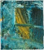 Ying Li, Window, No Moon, 2006, oil on canvas, 17 x 15 inches (© Ying Li, courte