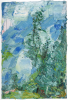 Ying Li, Ascona, Nutty Pine, 2013, oil on linen, 18 x12 inches (courtesy of the