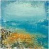 Ying Li, Bay, Cranberry Island, 2007, oil on canvas, 20 x 20 inches (© Ying Li,