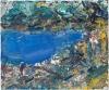 Ying Li, Pool, Cranberry Island, 2007, oil on linen, 20 x 24 inches (© Ying Li,